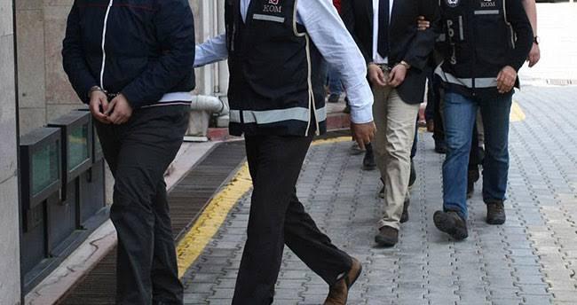 Konya merkezli 11 ilde FETÖ operasyonu: 16 gözaltı kararı
