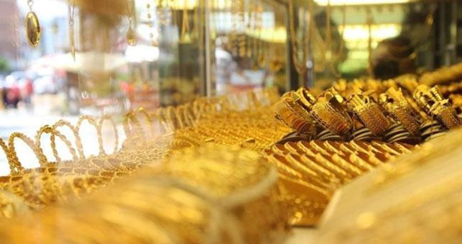 Gram altın 310 lira seviyelerinde (18 Şubat 2020 altın fiyatları)