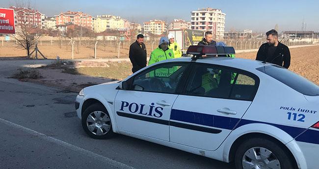 Konya'da kamyonet yan yattı: 2'si ağır, 9 yaralı