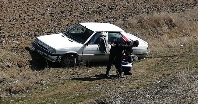 Konya'da otomobilinde silahlı saldırıya uğrayan kişi öldü