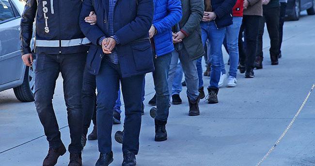 Konya'nın da olduğu 9 ilde komiser yardımcılığına geçiş sınavı operasyonunda 10 gözaltı