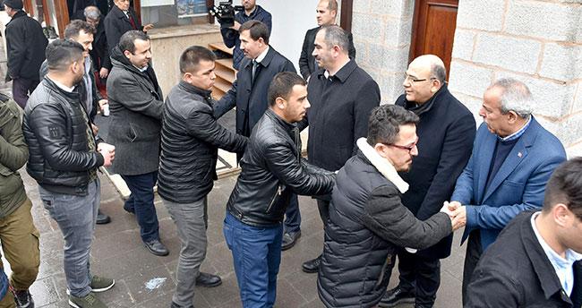 Başkan Hasan Kılca, vatandaşlara buluştu