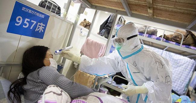 Koronavirüs bulaşan kişi sayısı 76 bin 700'ü aştı
