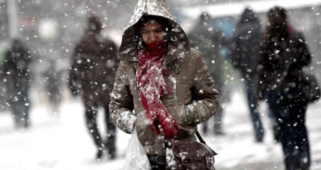 Kar, yağmur, don, rüzgar ve çığ… Meteoroloji saat verip açık açık uyardı