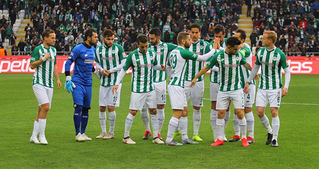 Konyaspor'un 11 finali var