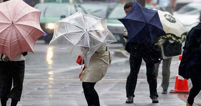 Mereorolojiden Konya için fırtına uyarısı!