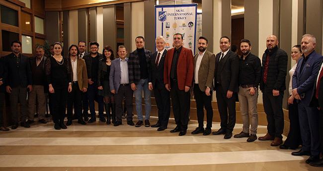 Konya Skal Turizm Profesyonelleri Derneği toplantısı