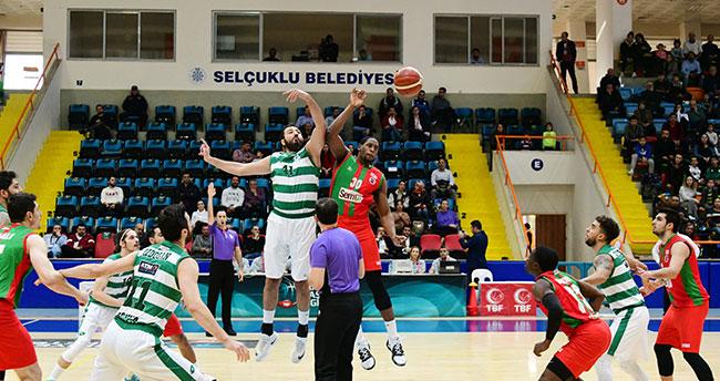 Konya Basket'in rakibi Yalova