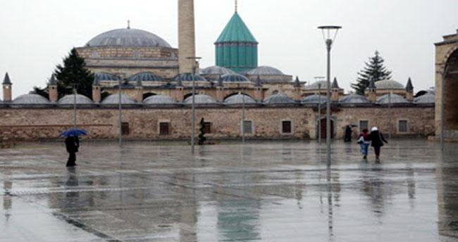 Meteorolojiden yağış ve kar uyarısı! Konya'nın güney ilçelerine kuvvetli gelecek