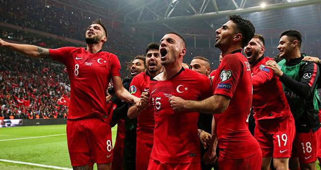 Türkiye A Milli Futbol Takımı'nın grubu belli oldu