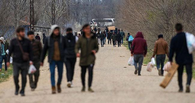 Mültecileri durdurmak için harekete geçtiler…