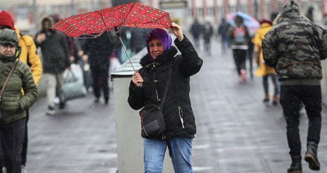 Soğuk ve yağışlı hava etkisini sürdürecek! Konya için meteorolojiden zirai don, fırtına ve kar uyarısı