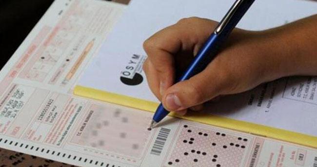 ÖSYM 9 sınavın tarihini erteledi