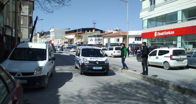 Konya'da koronavirüs yasağına uymayan kişiye işlem yapıldı