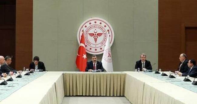 Sağlık Bakanı Koca açıkladı: Eğitime verilen ara uzatıldı