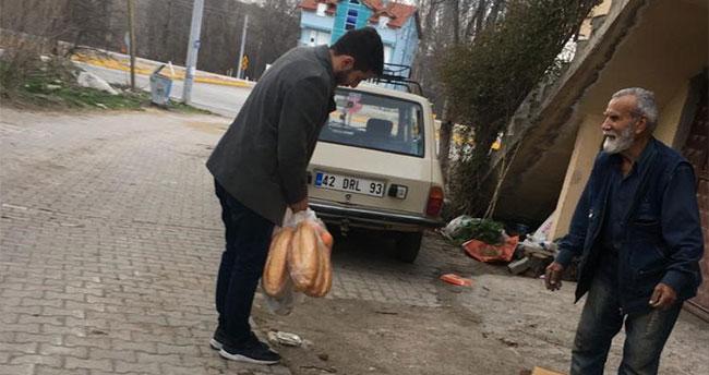 Konya Beyşehir'de din görevlilerinden vefa zamanı
