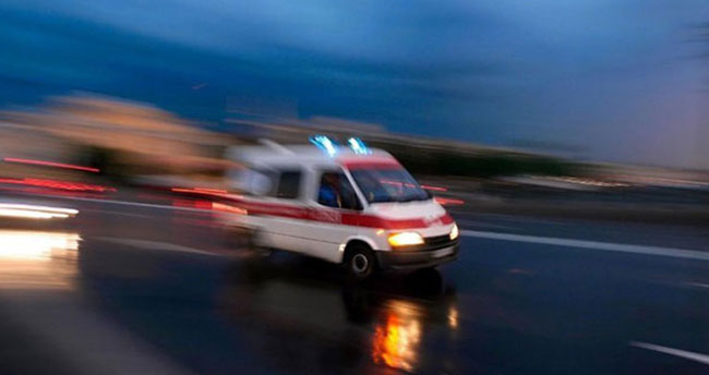 Konya'da iki otomobil çarpıştı: 4 yaralı