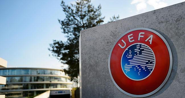 UEFA'da toplantı günü