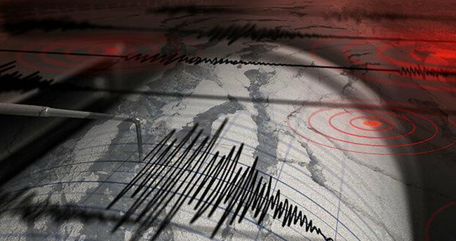Hatay'da 4,7 büyüklüğünde deprem