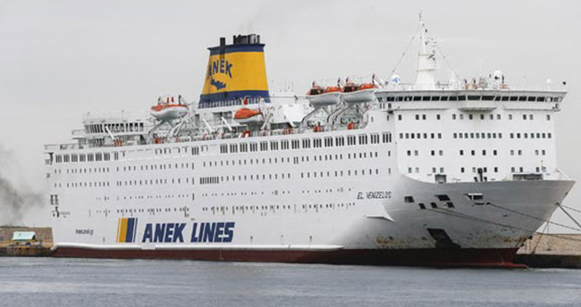 Karantina gemisindeki 65 Türk yolcunun testi pozitif çıktı