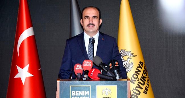 Konya'da koronavirüs vaka sayısının neden fazla olduğunu Başkan Altay açıkladı