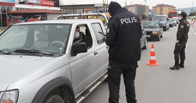 Beyşehir'de polis ekiplerinin uygulaması arttı