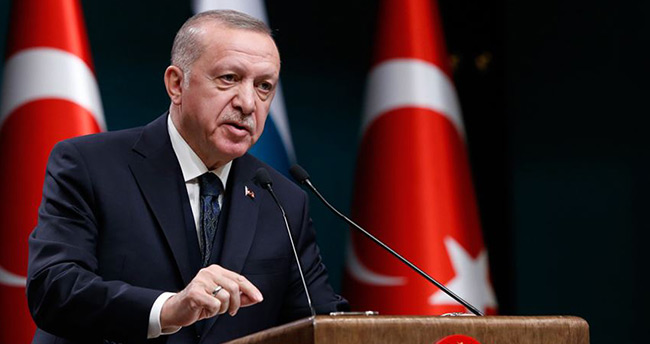 Başkan Erdoğan açıkladı: Hafta sonu sokağa çıkma yasağı ilan edildi