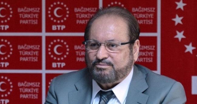 BTP Genel Başkanı Haydar Baş, Trabzon'da koronavirüsten hayatını kaybetti