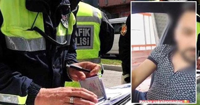 """Konya'da sokağa çıkma kısıtlaması sırasında """"drift"""" yapan sürücü hakkında yakalama kararı"""