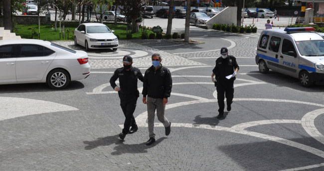 """Konya'da son düzenlemeyle cezaevinden çıkan kişi """"hırsızlık"""" iddiasıyla tutuklandı"""