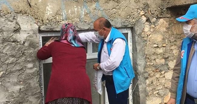 Beyşehir'de vefa ve sosyal destek grubu mesaide
