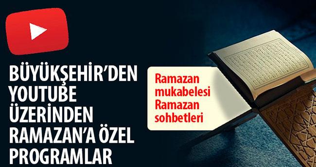 Konya Büyükşehir Belediyesinden Ramazan'a özel programlar