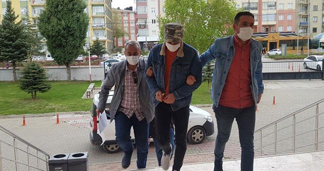 8 ayrı suçtan aranıyordu! Konya'da yakalandı