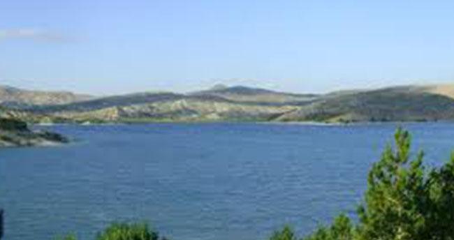 Konya'da baraja izinsiz balık bırakan ABD uyruklu kişiye 10 bin lira ceza verildi