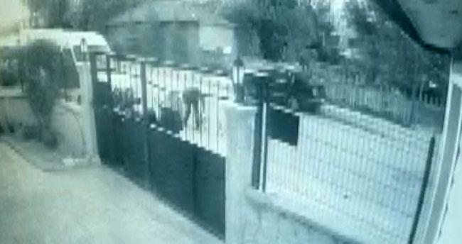 Konya'da yaşandı! Yemek siparişi getiren kuryenin motorunu çaldılar