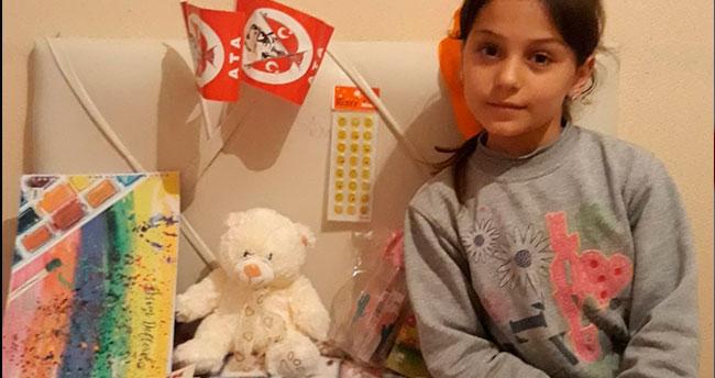 Kulu'daki çocuklara yurt dışındaki Türklerden 23 Nisan hediyesi