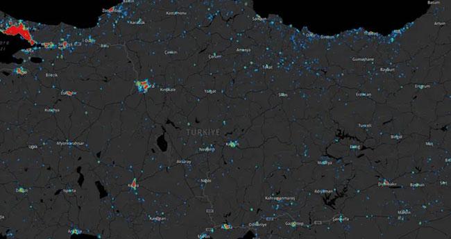 Sağlık Bakanı Koca açıklamıştı! İşte Konya'nın koronavirüs haritası!