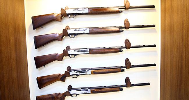 Japonların 150 yıllık av tüfeği markası Beyşehir'de yaşatılıyor