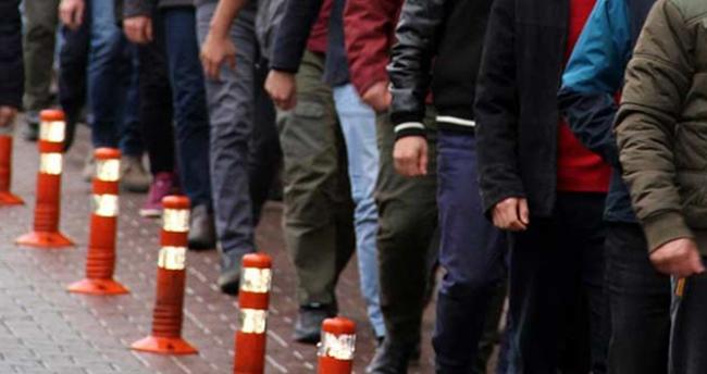 Diyarbakır'da terör destekçilerine operasyon: 18 gözaltı