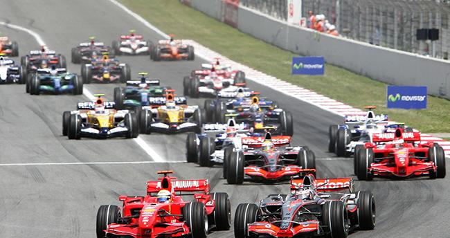 F1'de takvim netleşiyor