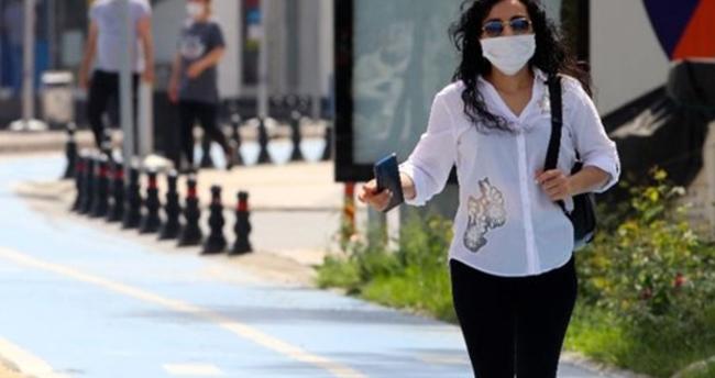 Konya'nın Seydişehir ilçesinde sokağa maskesiz çıkan 7 kişiye para cezası
