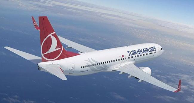 Türk Hava Yolları'ndan anlamlı bayram mesajı
