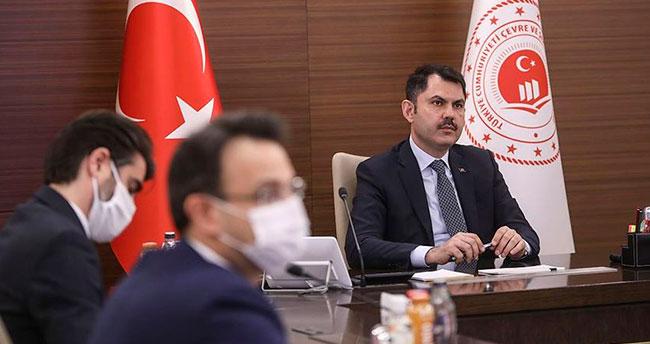 Bakan Kurum: Antalya'da 413 yapının imara aykırı ve izinsiz yapıldığını tespit ettik