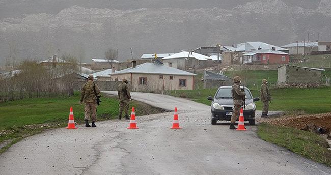 Taziye çadırı kurulan bölgeden ilk acı haber