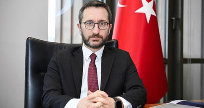 İletişim Başkanı Altun'dan 27 Mayıs mesajı