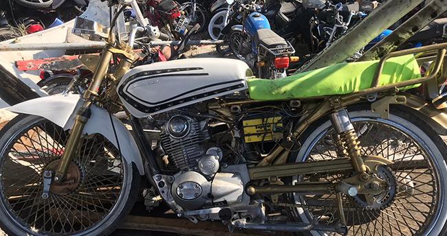 Konya'da motosiklet hırsızlığı iddiasıyla yakalanan 5 zanlıdan biri tutuklandı