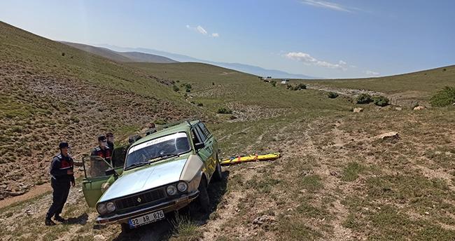 Konya'da bir kişi otomobilde kurşunlanmış olarak bulundu! 5 şüpheli gözaltında