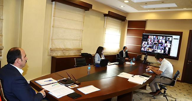UCLG Eş Başkanı Altay, dünya şehirlerine Konya modelini anlattı