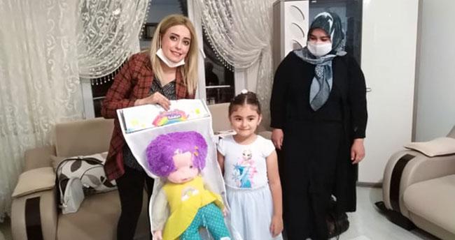 Konya Ereğli'de şehit ailelerine ziyaret