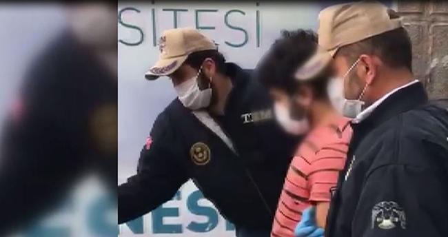 Hrant Dink Vakfı'nı tehdit eden şüpheli Konya'dan İstanbul'a götürüldü